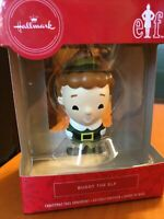 Hallmark Buddy the Elf Christmas Ornament 2019 Holiday Car Accessory Gift Tag
