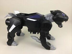 Marvel Avengers Black Panther 2 In 1 Panther Jet Vehicle Black Cat 2017 Hasbro