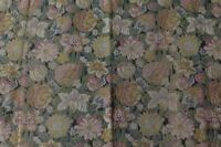 """Heavy Antique c1920 Cotton Jacquard Woven Tapestry Fabric~L-23"""" X W-46"""""""