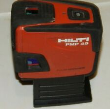 HILTI PMP 45 POINT LASER LEVEL SELF-LEVELING PMP45
