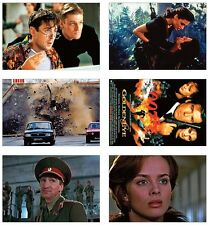 Goldeneye James Bond 007 POSTCARD Set