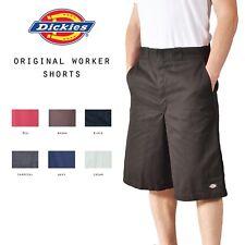 vintage DICKIES ORIGINAL ourlée Pantalon travailleur Short 28,29, 30,31, 32,33,