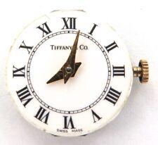 TIFFANY & Co LADIES QUARTZ WATCH MOVEMENT, DIAL, HANDS, CROWN.