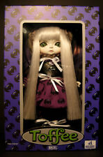 HUCKELBERRY TOYS -  TOFFEE DOLL - * HAZEL *  -  Limited edition