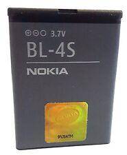 Original Nokia BL-4S Akku 860 mAh Batterie für 3600 3602 3608 6208 7020 7612 X3