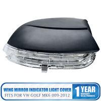 Left Side New Fits VW Golf MK6  Wing Mirror Indicator LEDTurn Signal Light lamp#