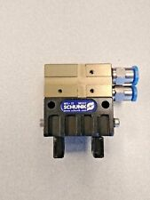 Schunk MPG 32 AS Pneumatischer 2-Finger Parallelgreifer Parallel Gripper 340041