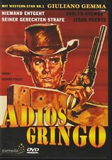 DVD: Adios Gringo (1965) - sehr guter Zustand  (Giuliano Gemma)  Italo-Western