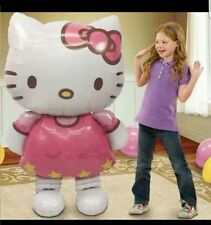 Hello Kitty AirWalkers EXTRA LARGE Foil Balloon nice gift