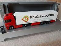 Scania CS20 Brocker Logistik GmbH 41352 Korschenbroich  Kühlkoffer   931069