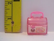 FASHION DOLL RE-MENT MINIATURE FIRST AID CASE ACCESSORY 1/6 SCALE RETIRED