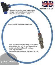Air Suspension Repair Kit - 4MM to Tyre Schrader Valve - Land Rover Range Rover