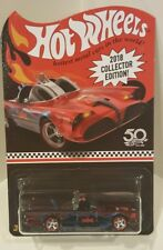 Hot Wheels Kmart 2018 Mail in Real Riders 1966 TV Series Batmobile