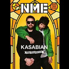NME - Kasabian Cover And Interviews - One Day Publication Only