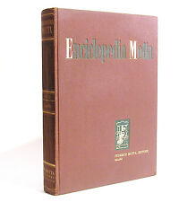 ENCICLOPEDIA MOTTA VOL. VII - FEDERICO MOTTA EDITORE - MILANO 1965