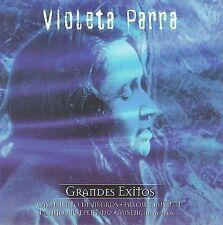 VIOLETA PARRA - SERIE DE ORO: GRANDES EXITOS (NEW CD)
