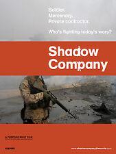 Shadow Company the Movie ( Commando Para Bodyguard SAS