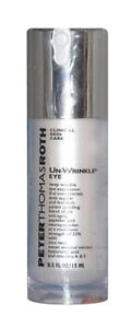 Peter Thomas Roth Un-Wrinkle Eye Concentrate 15ml/0.5oz Authentic New & Sealed!!