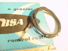 NEW NOS BSA A50 CYCLONE AIR CABLE PART # 68-8580 FITS THE USA VERSION IN THE BOX