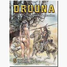 DRUUNA Morbus Gravis Gesamtausgabe 5 Paolo Serpieri Collection EROTIK COMIC NEU