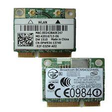 PCI-E BCM94322HM8L DW1510 PW934 Mini Dual Band 300M Wireless Card For DELL E4200