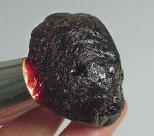 288Ct Natural Garnet Rhodolite Facet Rough Specimen YWE2779