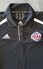 Adidas Womens Size L Large Shirt MIAA Team Performance College Sports Climacool