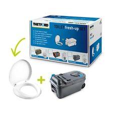 kit seconda cassetta per wc chimico thetford per camper mod c220 KIT FRESH UP