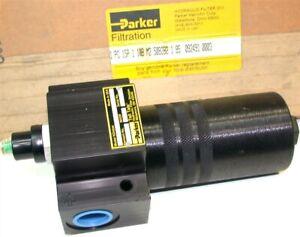 Parker High Pressure Hydraulic Filter 15P110BM250B2B2 NIB