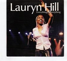 (HD808) Lauryn Hill, Everything Is Everything - 1999 CD