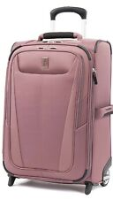 Carry On Luggage Rolling Bag 22 Inch Expandable Overnight Rollaboard Travel
