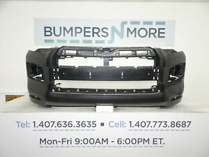 OEM 2014 2015 2016 2017 2018 Toyota 4Runner Limited Front Bumper Cover