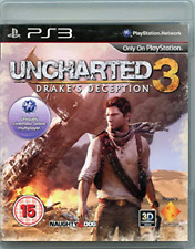 Uncharted 3: Drake's Deception (Sony PlayStation 3 2011)