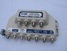 PCC Evolution EVO1-9-U/U Cable Amplifier Digital Signal Booster 9 Ports HD Cable