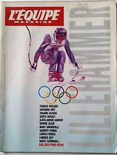 L'Equipe Magazine 12/02/1994; Lillehammer
