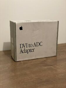 New Genuine Apple DVI to ADC Display Adapter A1006 M8661z /B Open Box