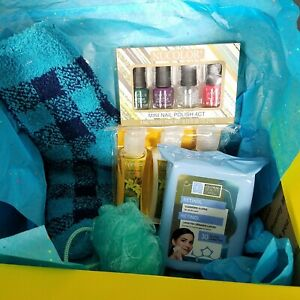 Gift Box - Spa Day Deluxe  / College / Self Care / Relax / Me Time /Beauty Box -