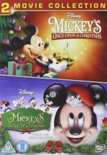 Mickeys Once and Twice Upon A Christmas [DVD][Region 2]