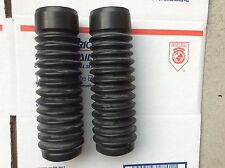 honda CB350 K2 1970, CL350 CB250 CL250 new pair front fork boot gaiter rubber