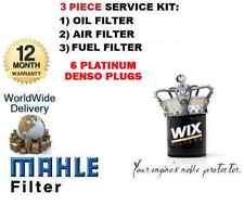 Per TOYOTA SOARER 2.5 mi TT 1991-2009 Spine + Olio Aria Carburante Filtro Servizio Kit