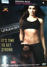 BIPASHA BASU - UNLEASH - IT'S TIME TO GET STRONG - UK BOLLYWOOD WORKOUT DVD