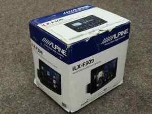 "Alpine ILX-F309 | 9"" Digital Multimedia Receiver"