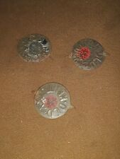 3 Vintage Old Kentucky Tobacco Tags