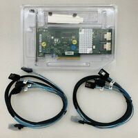 Fujitsu D2607 9211-8I FW:P20 IT Mode ZFS FreeNAS unRAID+8087 to 4x SATA Cable