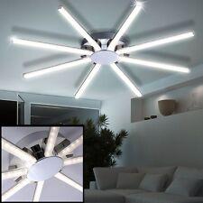 LED Decken Leuchte Küchen Lampe Stern Form silber 24W Beleuchtung Diele EEK A+
