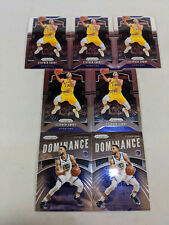 2019-20 Prizm Basketball Stephen Curry Lot (7) Golden State Warriors