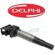 For Mini Cooper Paceman Ignition Coil w/ Spark Plug Connector Delphi OEM