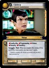Star Trek CCG 2E What You Leave Behind Tallera, Covert Isolationist 14R103