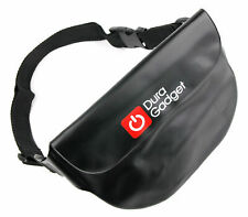Black Water-Resistant Pouch for Intova Sport Pro Ze2 & PNJ Cam AEE SD23 Mini