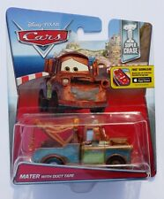 Disney Pixar Cars Super Chase  MATER WITH DUCT TAPE Very Very Rare UK !!